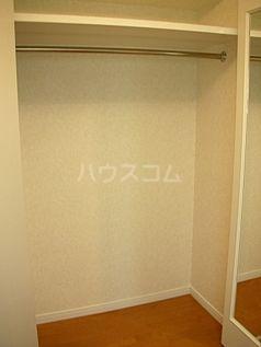 エンクレスト天神東 406号室の収納