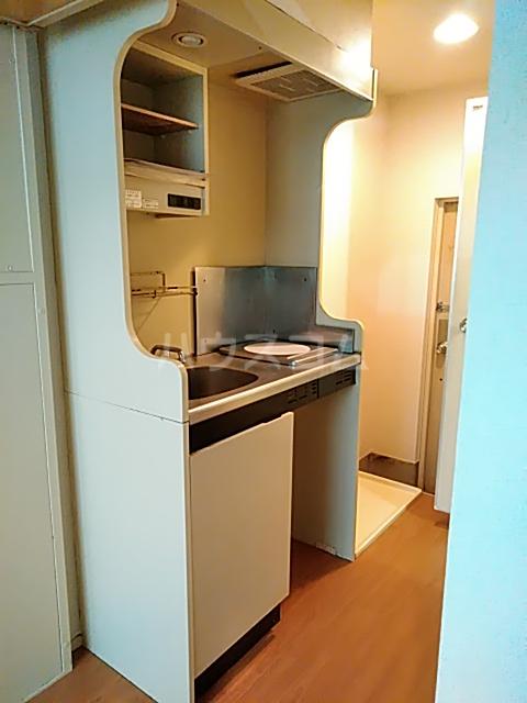 パンシオン厚木 102号室のキッチン