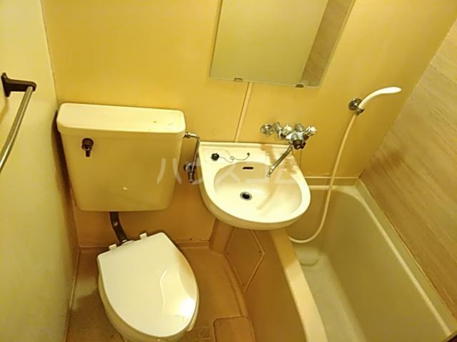 パンシオン厚木 102号室の風呂