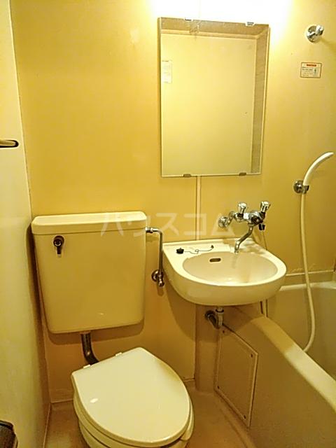 パンシオン厚木 102号室のトイレ