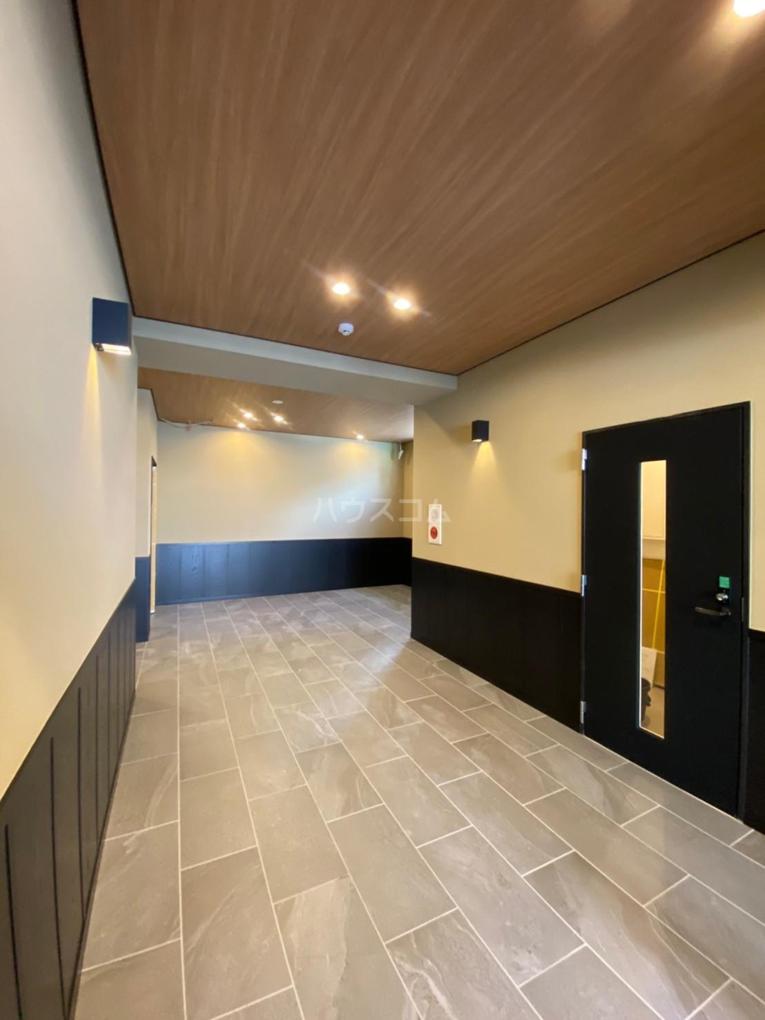 MODERN PALAZZO 西新SUR 602号室のロビー