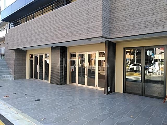 MODERN PALAZZO 西新SUR 607号室のエントランス