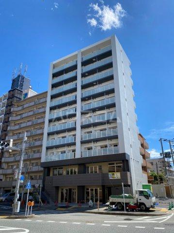 MODERN PALAZZO 西新SUR 607号室の収納