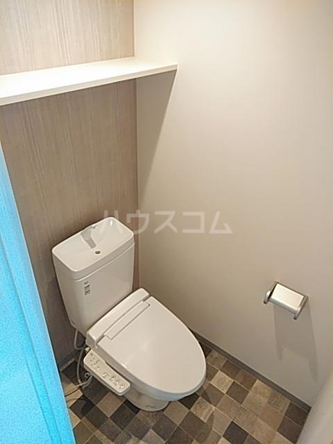 MODERN PALAZZO 西新SUR 607号室のトイレ