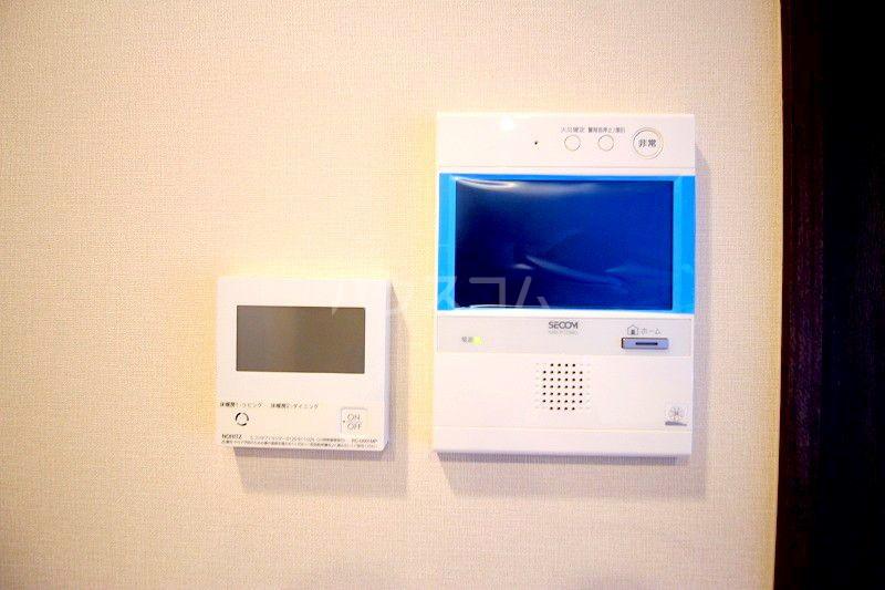 ザ・パークハウス百道2 410号室のセキュリティ