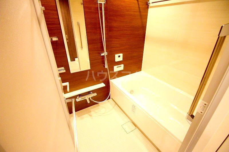 ザ・パークハウス百道2 410号室の風呂