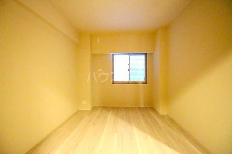 ザ・パークハウス百道2 410号室のベッドルーム