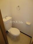 アーバン高宮 108号室のトイレ