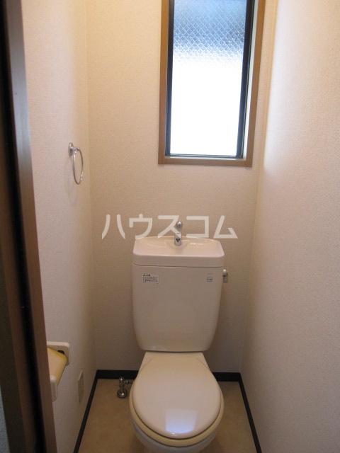 アーバン高宮 201号室のトイレ
