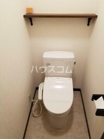 J-Hills 自由が丘 102号室のトイレ
