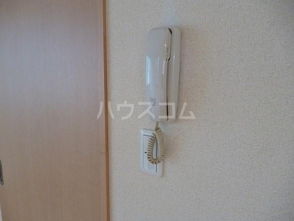 エスポワール五本木 201号室のセキュリティ