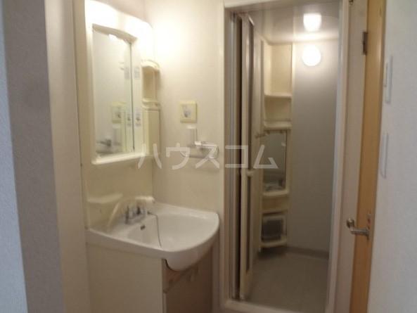 エスポワール五本木 201号室の洗面所