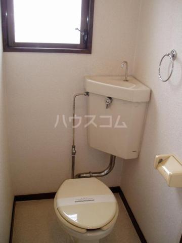 アートイン原田 202号室のトイレ