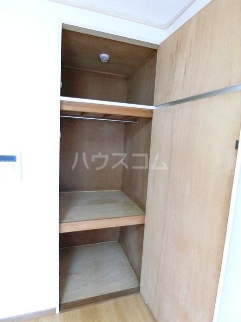 第5マルヤビル原田 302号室の収納