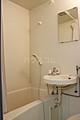 プリンスヒルC 106号室の洗面所