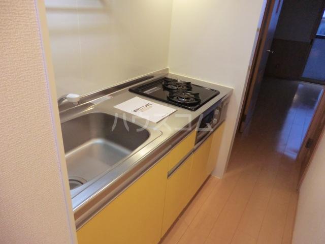 サンビレッジⅡ 206号室のキッチン