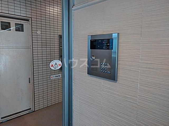 コンフィアンサ等々力 404号室のセキュリティ