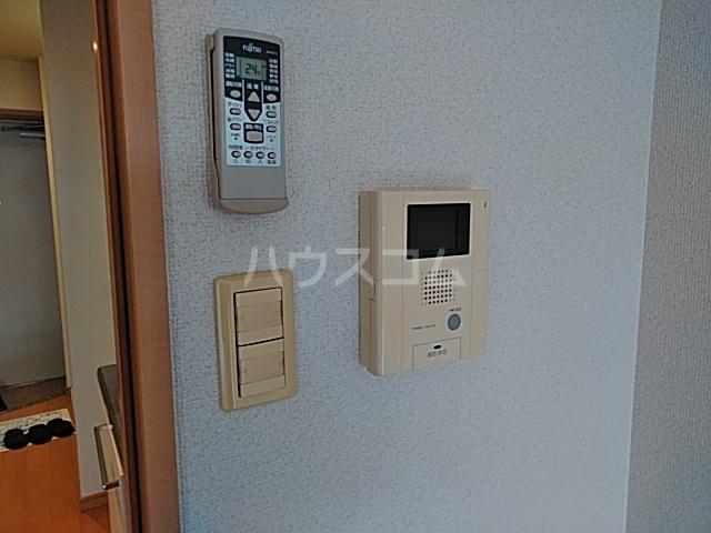 コンフィアンサ等々力 602号室のセキュリティ