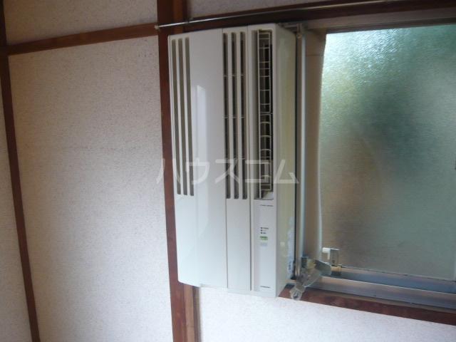 青木荘 201号室の設備