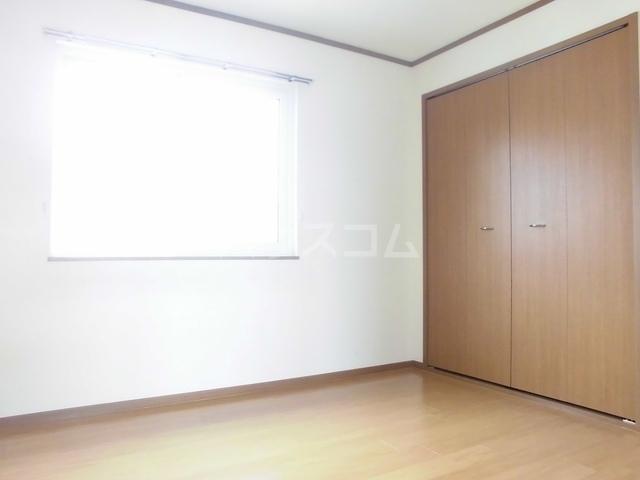 ニューヒルズ毛野B 02020号室の居室