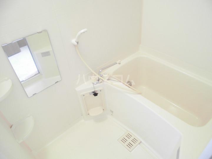 ニューヒルズ毛野B 02020号室の風呂