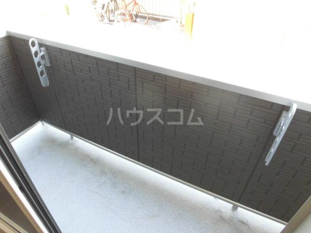 メルベーユK 103号室のバルコニー