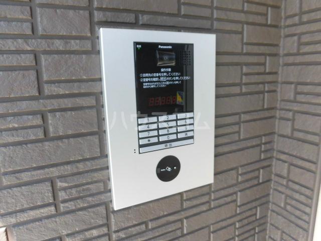 メルベーユK 103号室のセキュリティ