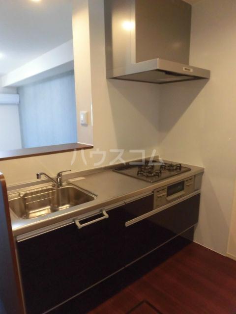 メルベーユK 103号室のキッチン
