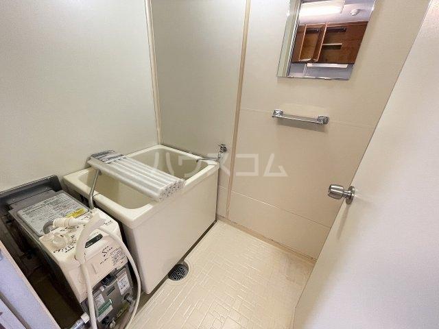 奥沢コーポラス 205号室の風呂