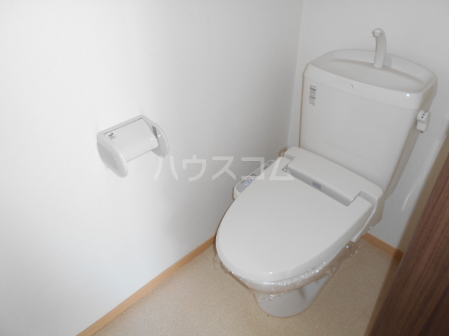 E.L.T. Bのトイレ
