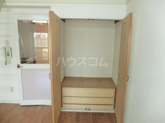 コスモ21有楽 113号室の収納