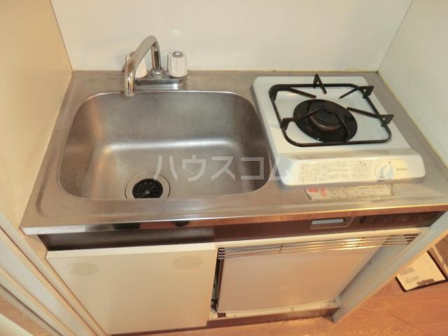 コスモ21有楽 113号室のキッチン