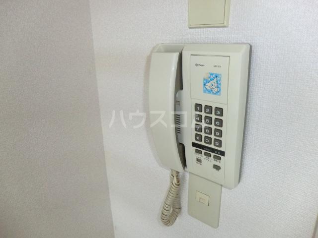 コスモ21有楽 113号室のセキュリティ