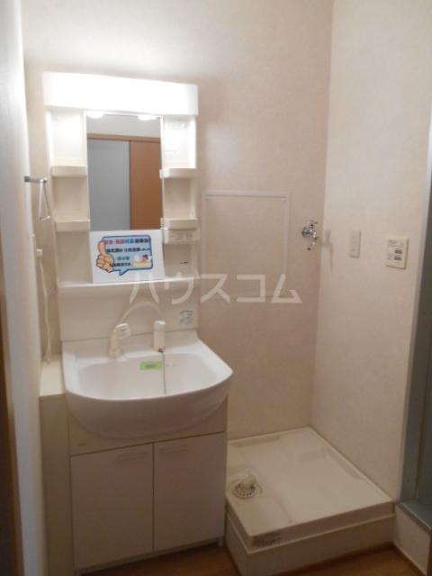 ペルシュワール 101号室の洗面所