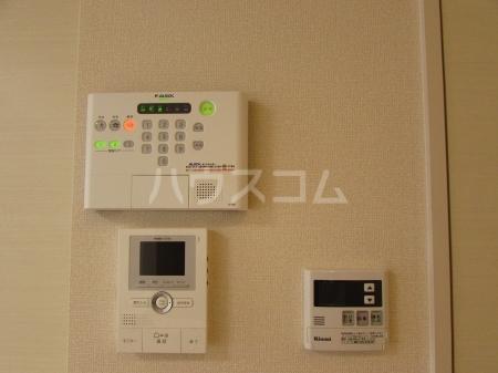 ぱるタウン B 202号室のセキュリティ