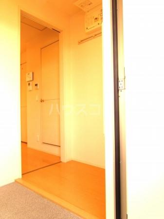 ぱるタウン B 202号室の収納