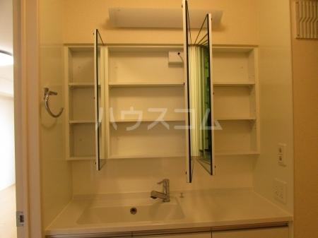 ぱるタウン B 202号室の洗面所