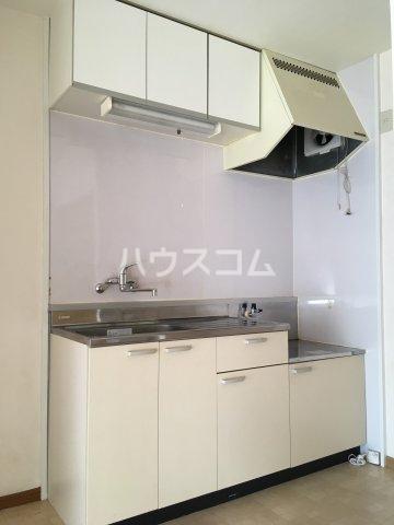 サンパレス足利Ⅰ 204号室のキッチン