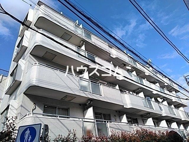 クリスタル三軒茶屋PART-1外観写真