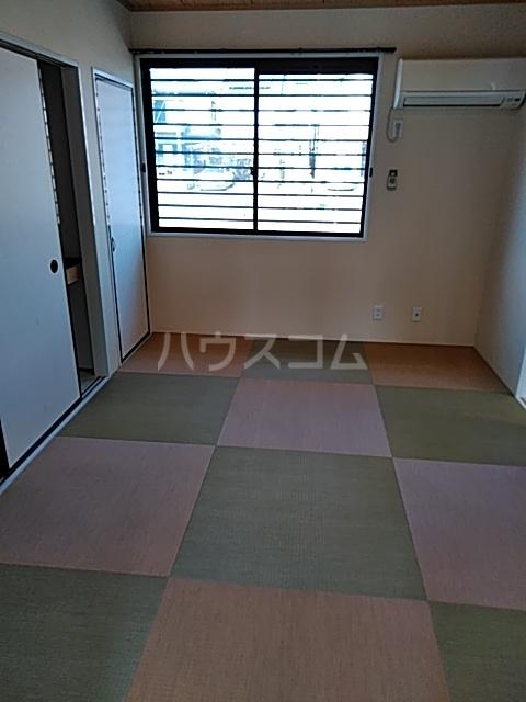セジュール昴 B 101号室の居室