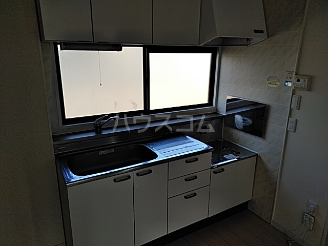 セジュール昴 B 101号室のキッチン