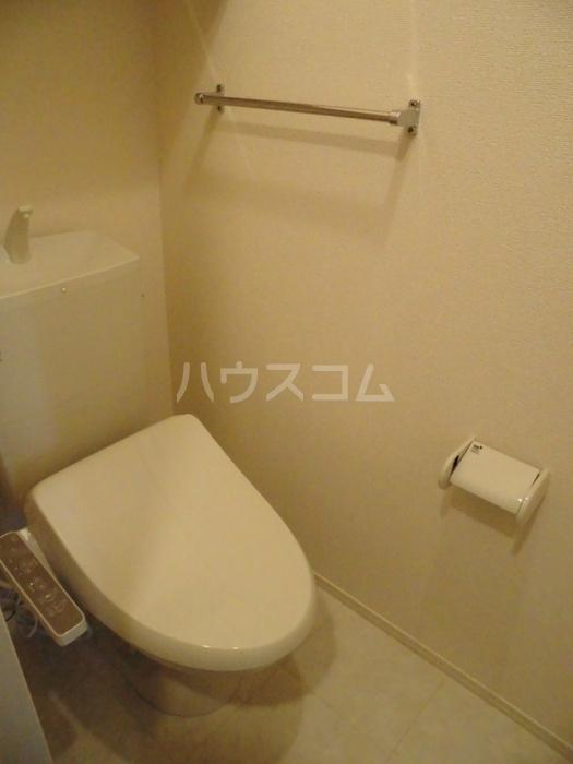 D-room大崎 101号室のトイレ