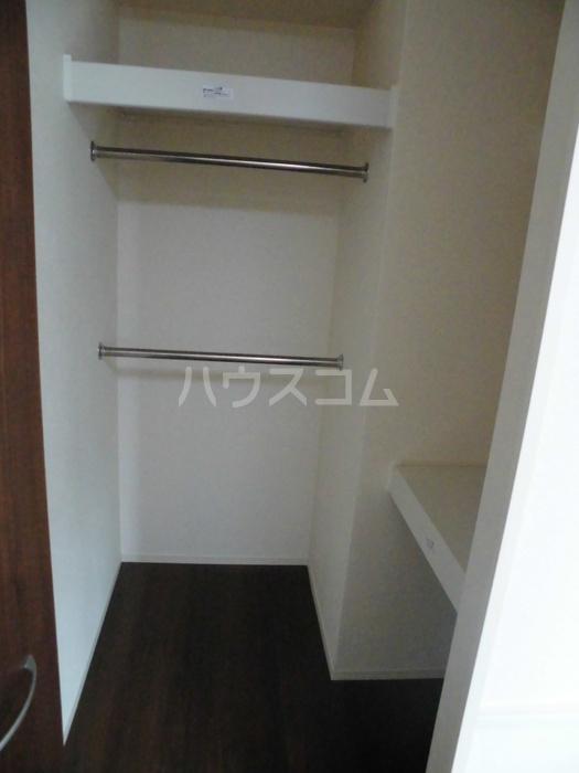 D-room大崎 101号室の収納