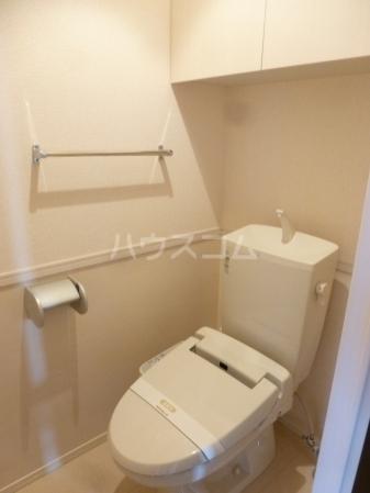 ブルート 101号室のトイレ