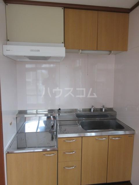 シティハイム赤岩口 C号室のキッチン
