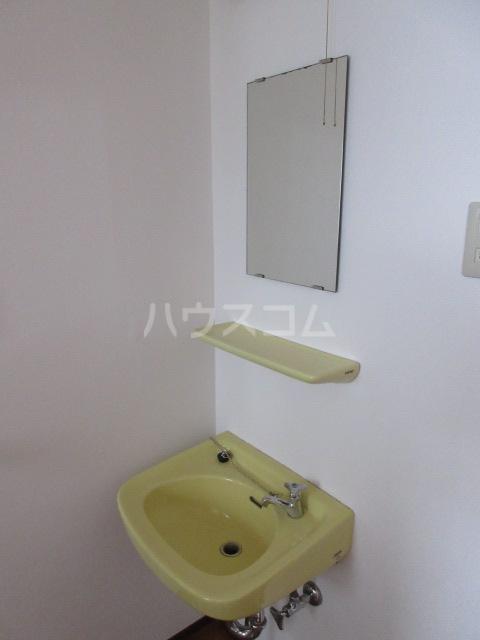シティハイム赤岩口 C号室の洗面所