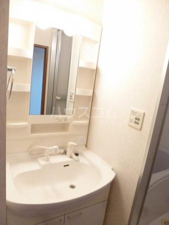 エルパティオ須長Ⅱ 202号室の洗面所