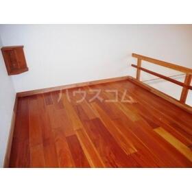 ユトリロ平川本町 203号室の収納