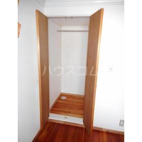 ユトリロ平川本町 206号室の収納