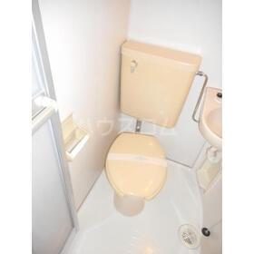 ユトリロ平川本町 208号室のトイレ